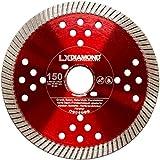 LXDIAMOND Diamant-Trennscheibe 150mm Diamantscheibe für Beton Mauerwerk Universal Trennscheibe passend für Bepo FFS 150 151 Montagefräse Fensterfräse Fensterfugenschneider 150