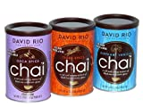 Chai Tea 3 er Set Orca Spice, Tiger Spice, Elephant Vanille (100g/2,43€)