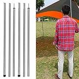 Canopy Pole, Outdoor Zeltstangen Hohe Windbeständigkeit Hochwertige Materialien für Spieler für Amateure