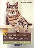 Das Wohlfühlbuch für Wohnungskatzen: Was Katzen sich wünschen