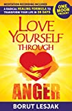 Love Yourself Through Anger: One Moon Present, A Radical Healing Formula to Transform Your Life in 28 Days (English Edition)