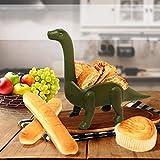 Kitabetty Dinosaurier-Taco-Halter – Ultrasaurus (für 2 Tacos) – für Jurassic-Taco-Diensttage und Dinosaurier-Partys für Taco-Liebhaber – perfekt für Kinder und Erwachsene