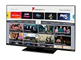 Avtex 249DSFVP 24 Zoll 12V/240V Wi-Fi Connected HD TV mit Freeview Play