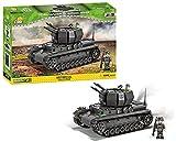 Cobi 2548 - Flakpanzer IV Wirbelwind grau (590 Teile) - Neu 2021
