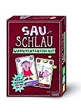 puls entertainment 88888 SauSchlau-Das saulustige Kartenspiel vom OLCHIS-Zeichner Erhard Dietl, White, 13.6 x 9.5 x 1.8 cm