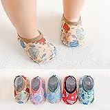 Snakell Baby Bodensocken Slippers Socken Cozy Breathable Anti Rutsch Socken Weiche Sohlen Erste Walking Socken Schuhe Babysocken Kinder Hausschuhe Socken