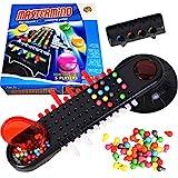 MalPlay Master Mind Spiel Brettspiel | Intellektuelles Entwicklungs-Brettspiel | Reisespielzeug | Gesellschaftsspiel für die ganze Familie ab 3 J
