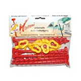 Schraubheringe Wurmi - 'Standard', 10er Pack