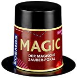 Kosmos 601751 Magic Mini Zauberhut-Der magische Pokal Zauber-Set
