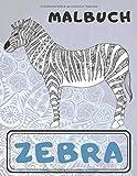 Zebra - Malbuch 🦓