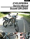 Suzuki DR-Z400 Kawasaki KLX400 Service Manual (English Edition)