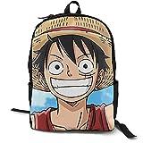 Anime Bapa Hochleistungs-Büchertasche Verschleißfeste Reise Rusas Multifunktions-Laptop-Büchertasche Schulbapas für Jugendliche