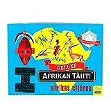 Afrikan Tähti Brettspiel für Erwachsene und Kinder, Familienspiel, Bekannteste Brettspiel in Finnland, 2-5 Personen, ab 3 Jahren (Deluxe)