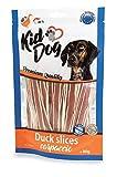 KIDDOG duck strips Carpaccio 80 g, Fleisch KIDDOG, Delikatessen, Hunde, New