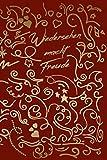 Wiedersehen macht Freude: Notizbuch zum Eintragen für Verliehenes und Geliehenes