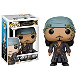 Funko POP Movies: Pirates of The Caribbean Ghost of Will Turner Vinyl 3.75inch Collectible Figure Exclusive
