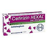 Cetirizin Hexal bei Allergien, 50 St