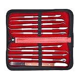 【𝐂𝐡𝐫𝐢𝐬𝐭𝐦𝐚𝐬 𝐆𝐢𝐟𝐭】 10pcs tragbare Metallschmuck Carving Wax Tools Set