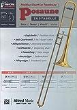 Zugtabelle Posaune | Position Chart Trombone | Posaune | Buch von diverse (6. März 2014) Musik