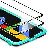 ESR Panzerglas kompatibel mit Google Pixel 4a, Displayschutzfolie Schutzfolie [3D-Abgerundete Kanten], [inkompatibel mit In-Display Fingerabdrucksensor] für Google Pixel 4a,2 Pack