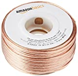Amazon Basics 16-gauge Speaker Wire - 100 Feet