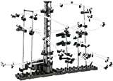 Playtastic Professionelle Kugel-Achterbahn, 193-teiliger Bausatz