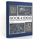 BOOK 4 IDEAS classic   Canis lupus, Eintragbuch mit Bildern