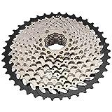 Eulbevoli MTB Fahrradfreilauf, Starke Kompatibilität 10-Fach Fahrradfreilauf für Sram 10-Fach Antriebssysteme (außer SRAM XD)