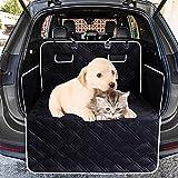 Universal Kofferraumschutz für Hunde, Kofferraummatten mit Seitenschutz Schützt, Ideale Kofferraumschutzmatte für deinen Hund, Völliger Kofferraumschutz für Hund, Autositz Sitzschutz Autodecke