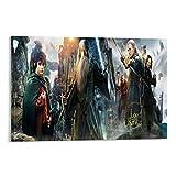 DRAGON VINES Poster, Motiv: Herr der Ringe, Hobbit, Frodo, Baggins, Legolas Gandalf, 20 x 30