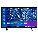 MEDION P14026 97,8 cm (39 Zoll) HD Fernseher (Smart-TV, HD Triple Tuner, DTS Sound, Netflix, Prime Video, WLAN, PVR, Bluetooth)