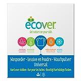 Ecover Waschpulver Konzentrat Lavendel (3 kg / 40 Waschladungen), Vollwaschmittel mit pflanzenbasierten Inhaltsstoffen, Waschmittel Pulver für natürlich fasertief reine Weißwäsche