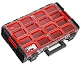Qbrick System ORGQXLCZAPG003 Organizer XL System ONE Werkzeugkoffer Werkzeugbox Toolbox System ONE