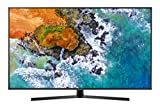 Samsung NU7409 125 cm (50 Zoll) LED Fernseher (Ultra HD, HDR, Triple Tuner, Smart TV) [Modelljahr 2018]