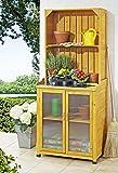 Gartenschrank mit Ablag