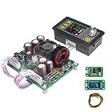 Qiman Einstellbare DC-geregelte Leistung Versorgung DPS5020 Supply Abwärtskommunikation Power Versorgungsspannungswandler LCD-Voltmeter