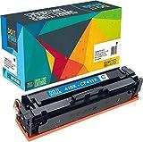 Do it wiser kompatible Toner als Ersatz für HP CF411X CF411A HP 410X Color Laserjet Pro MFP M477fdw M477fdn M477fnw M452dn M452dw M452fdn M377dw (Cyan)