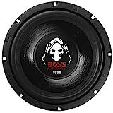 BOSS Audio P80DVC Phantom 8 Zoll 1000 Watt Subwoofer, schwarz