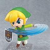 Die Legende von Zelda Action Figure Q Version Anime Figur Figur 10 cm Charakter Modell Statue Desktop Ornamente Sammlerstücke Spielzeug Geschenke