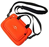 Reise-Tasche Reiseapotheke | Neopren | ROT | Medikamenten-Tasche | Erste Hilfe First Aid | Taschenapotheke | tragbar leer | Medizintasche | Kulturtasche Aufbewahrung | Outdoor | MIND CARE ESSENTIALS
