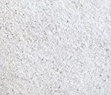 ORBIT 15 Kg Quarzsand weiß Sand fein Premium Qualität 0,5-1,0mm Bodengrund Aquarium Sand Pflanzen Süßwasser Meerw