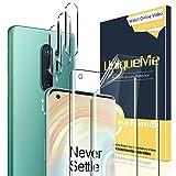 UniqueMe [2+3 Stück] Schutzfolie für Oneplus 8 Pro 6,78 Zoll und Kamera panzerglas für Oneplus 8 Pro Spitzenqualität mit perfektem After-Sales-Service.