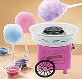 APROTII Zuckerwatte-Maschine, Zuckerwattenmaschine für Kinder, hausgemachte Süßigkeiten für Geburtstagsfeiern