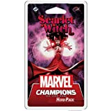 Marvel Champions LCG: Scarlet Witch in Italienisch