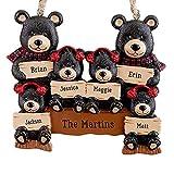 Puppen-Weihnachtsschmuck,Weihnachten Hängende Dekoration,Ornament DIY Weihnachtsbaum Personalisierter Anhänger