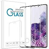 REROXE Panzerglas Schutzfolie für Samsung S20 Plus, [2 Stück] Fingerabdruck-ID unterstützen Panzerglasfolie, Blasenfrei, Kratzfest, HD Displayschutzfolie für Samsung S20 Plus