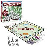 Monopoly Classic, Gesellschaftsspiel für Erwachsene & Kinder, Familienspiel, der Klassiker der Brettspiele, Gemeinschaftsspiel für 2 - 6 Personen, ab 8 J