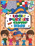Logic Puzzles for Clever Kids: Fun brain games for ages 4 & up ,NDB 038 : orang