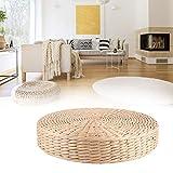 Bodenkissen, Tatami Kissen Pouf Tatami Kissen 30x30x5cm Round Chair Pad Japanisches Sitzkissen für Haushalt