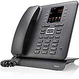 Gigaset Pro Maxwell C DECT-Tischtelefon für mehr Flexibilität - ein DECT-Telefon mit Optik eines Tischtelefons - flexibles Business Phone, schwarz (Generalüberholt)